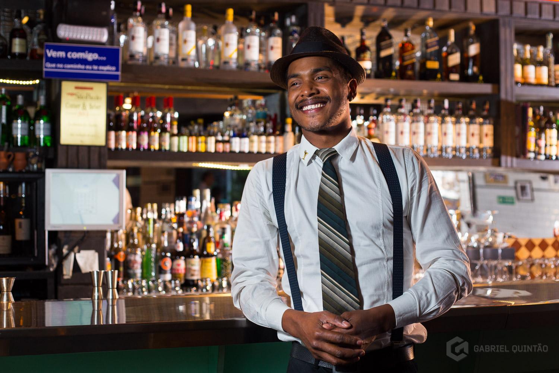 Zulu Bartender